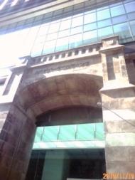 丸の内パークビル 玄関